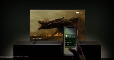 A Samsung 2019-es TV portfólióján mutatkozik be az Apple TV app és Air Play 2 szolgáltatás